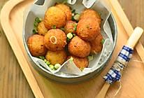 炸土豆丸子的做法
