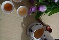 玫瑰茉莉花茶的做法