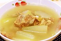 冬瓜脊骨汤的做法