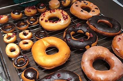 甜甜圈—冬日必备甜品