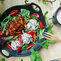 鱼松饭黎麦饭深夜食堂日式-减脂减肥健身蜜桃爱营养师私厨