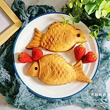#换着花样吃早餐#可爱的鲷鱼烧