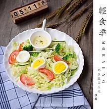 减脂蔬菜玉米沙拉