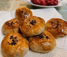红豆饼(简易版)的做法