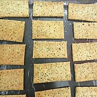 海苔苏打饼的做法图解7