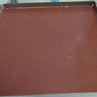 一见倾心——红丝绒蛋糕卷的做法图解13