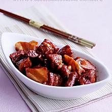 笋块红烧肉