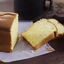 经典分蛋蜂蜜海绵蛋糕,只需四种材料!