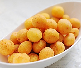 QQ地瓜紅薯球的做法