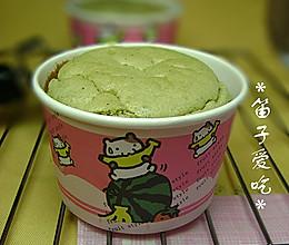 清水绿茶蛋糕的做法