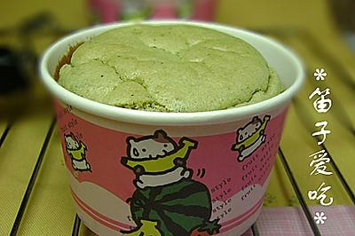 清水绿茶蛋糕