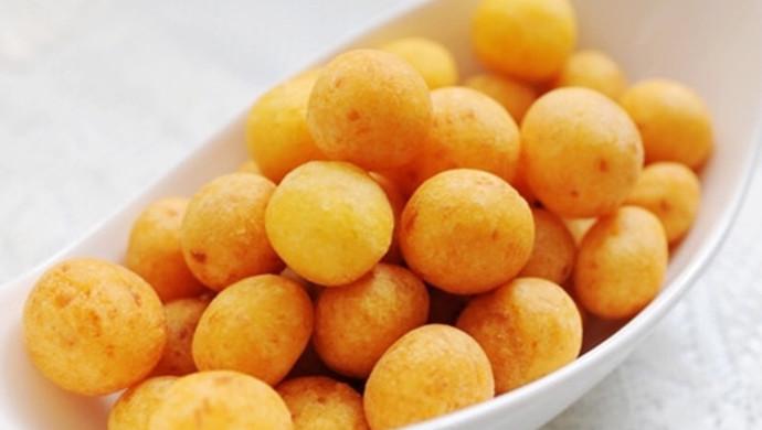 QQ地瓜紅薯球