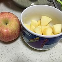苹果煮排骨的做法图解1