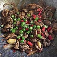 干锅鸡杂#我要上首页下饭家常菜#的做法图解13