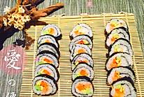 简易寿司卷的做法