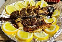 锦娘制——香茅烤罗非鱼的做法