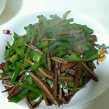 青椒香干 (哺乳期营养)