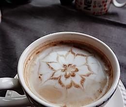#变身咖啡大师之花式咖啡牛奶的做法