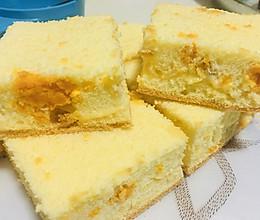 咸蛋黄芝士蛋糕的做法