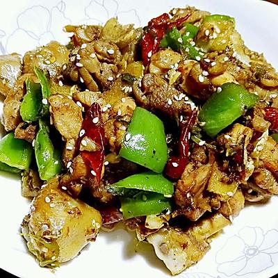 新疆辣子鸡