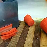 鲜虾瓜片的做法图解2