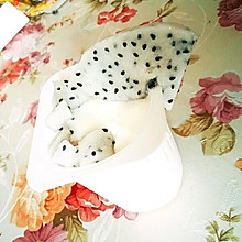 酸奶火龙果