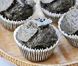 【视频】黑芝麻米糕~5分钟快手早餐的做法
