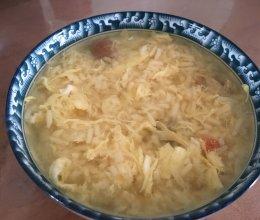 鸡蛋米酒的做法