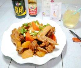 #名厨汁味,圆中秋美味#大炒鸡块的做法