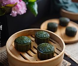 艾草青团——甜咸双味的做法