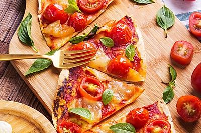 家庭自制披萨   简单快手