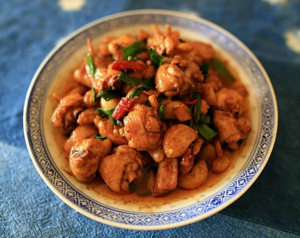 麻辣炒鸡翅的做法
