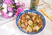 #仙女们的私藏鲜法大PK#酸菜猪肠粉的做法