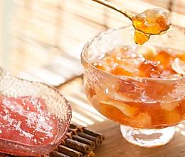 【桃胶冰甜】一整个夏天滴答的雨都锁进这碗桃胶里(快手菜)的做法