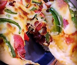 披萨—培根披萨的做法