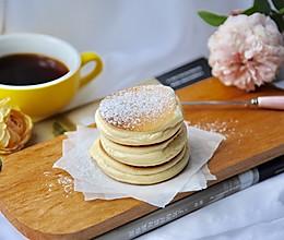 舒芙蕾厚松饼的做法