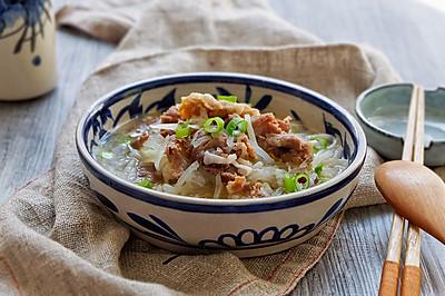 羊肉卷萝卜汤