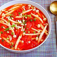 茄汁海鲜菇│超级下饭