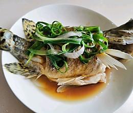 好吃省事儿的清蒸桂鱼的做法