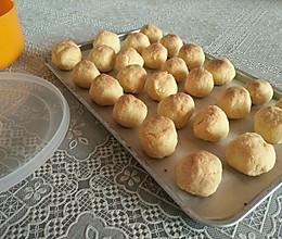 黄油饼干球的做法