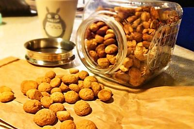 pebernødder丹麦传统小饼干