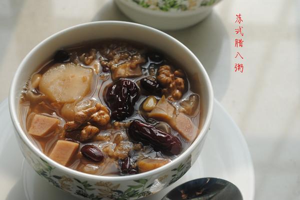 传统苏式腊八粥的做法