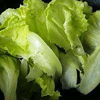 #520,美食撩动TA的心!#肉末生菜的做法图解5