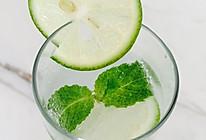 柠檬薄荷苏打水的做法