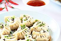 菌菇煎饺的做法