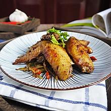 香茅烤鸡翅