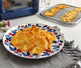 #带着零食去旅行!#菠萝蜜干与菠萝干的做法