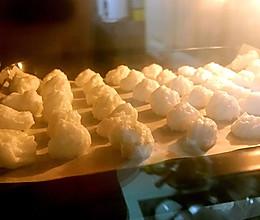#儿童辅食#蛋白溶豆(无糖无淀粉版)的做法