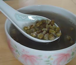 绿豆糖水的做法