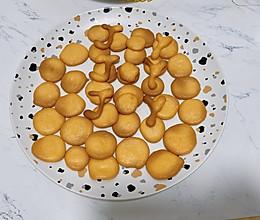 鸡蛋饼干 无需打发外酥里脆小零嘴的做法